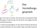 17 - Bewerber-Services - Jobinterview Dia