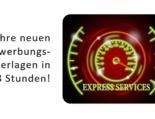 29 - Bewerber-Services - Expressservice 48 H Neu