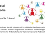 19 - Bewerber-Services - Social-Media