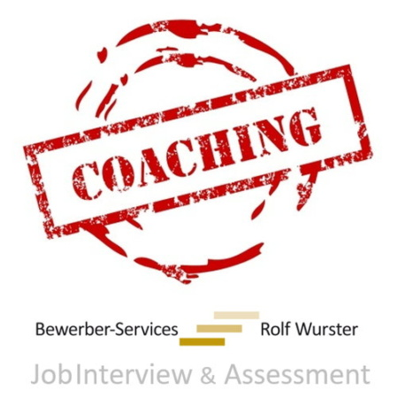 Bewerber-Services | Rolf Wurster. Coaching.